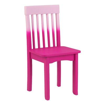 Cohen Kids Desk Chair Color: Hot Pink Ombre