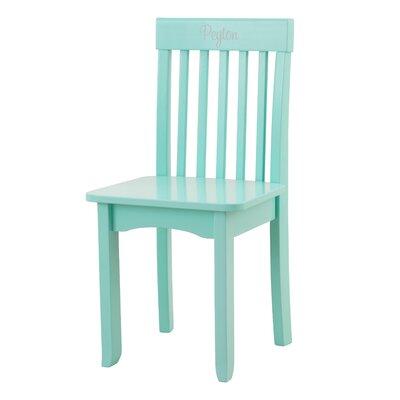 Cohen Kids Desk Chair Color: Seaglass