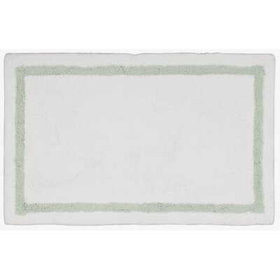 Essentials Bath Mat Color: Spa