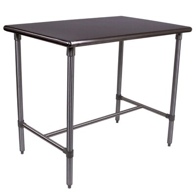 Cucina Americana Prep Table Size: 48 W x 24 D