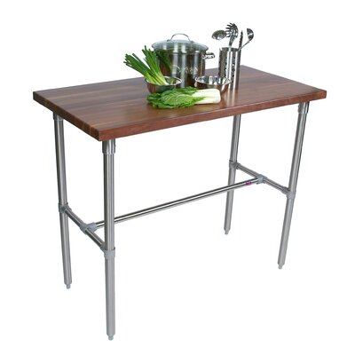 classico bar kitchen prep table in w 877 wayfair 929 3247