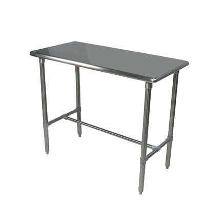 Cucina Americana Classico Pub Table Tabletop Size: 48 W x 30 D