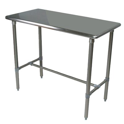 Cucina Americana Classico Counter Height Pub Table Tabletop Size: 48 W x 24 D