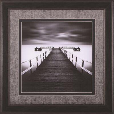 Hamworthy By Rob Cherry Framed Photographic Print