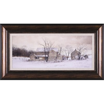 Evening Chores by Ray Hendershot Framed Painting Print P15674
