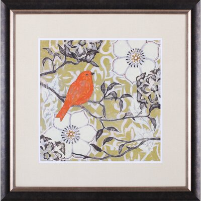 Greenwood I By Kate Birch Framed Painting Print