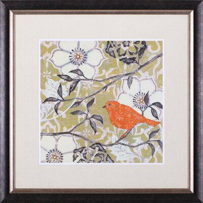 Greenwood Ii By Kate Birch Framed Painting Print