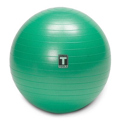 Body Solid BSTSB45 Green 45cm Stability Ball