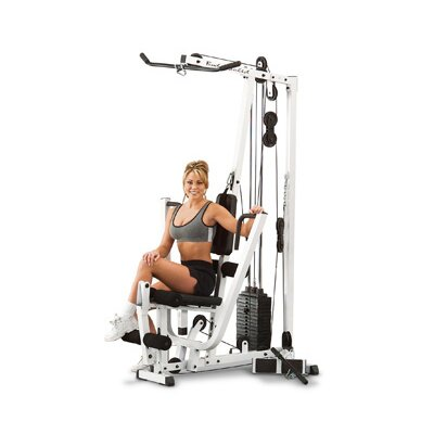 EXM1500S Total Body Gym Accessory Rack: Included