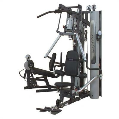 Ultimate Dual Home Gym Leg Press: Included