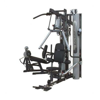 Ultimate Dual Home Gym Leg Press: Not Included
