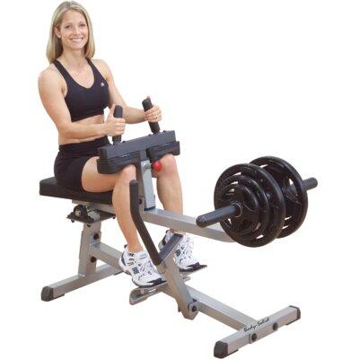 Seated Calf Raise Lower Body Gym