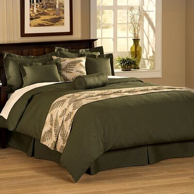 Chelsea Frank Emery Duvet Cover - Size: Full, Color: Forest at Sears.com
