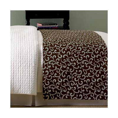 Chelsea Frank Eliza Decorative Jacquard Woven Bed Scarf