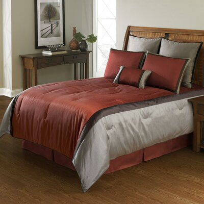 Mitered Comforter Collection