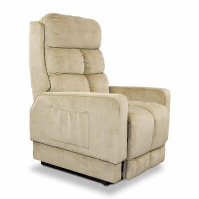 Mobility Zero Gravity Power Lift Assist Recliner Color: Oyster Pearl