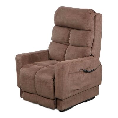 Mobility Zero Gravity Power Lift Assist Recliner Color: Espresso