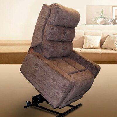Mobility Zero Gravity Positioning Lift Chair Color: Espresso