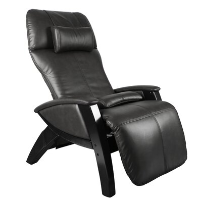Dual Power Zero Gravity Recliner Color: Black