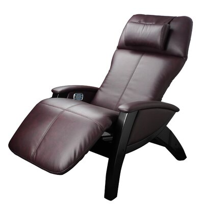 Zero Gravity Power Recliner Color: Chocolate