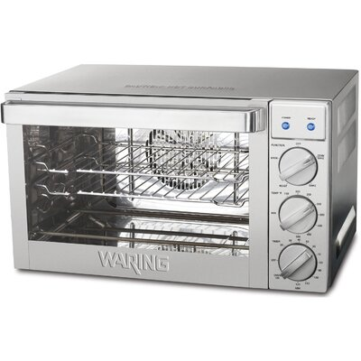 Waring Pro - Convection Oven - Stainless Steel CO1000