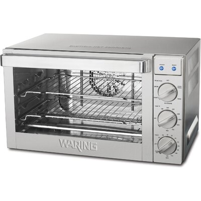 Waring Pro CO1600WR 1.5-cubic-foot Rotisserie Convection Oven 11246773