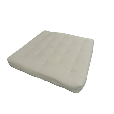 Visco Coil II 9 Loveseat Size Futon Mattress