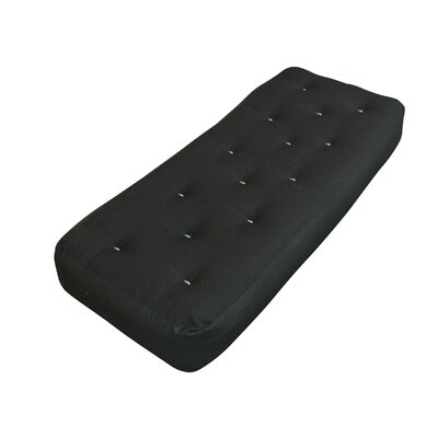 4 Cotton Ottoman Size Futon Mattress