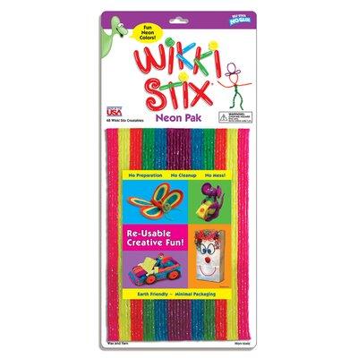 Wikki Stix Neon Colors WKX804