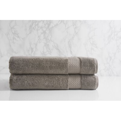 Dynasty Bath Sheet Color: Cloud
