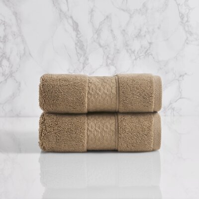 Dynasty Hand Towel Color: Chantarelle