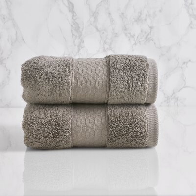 Dynasty Hand Towel Color: Cloud