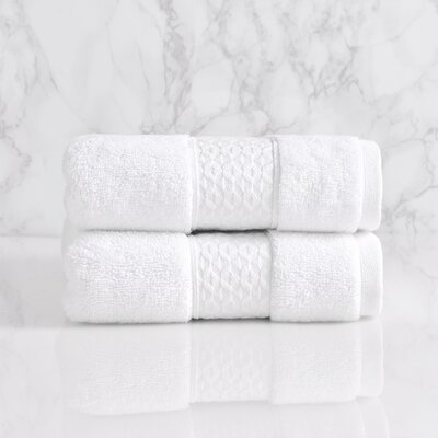 Dynasty Hand Towel Color: Frost