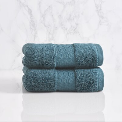 Dynasty Hand Towel Color: Teal