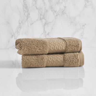 Dynasty Wash Cloth Color: Chantarelle