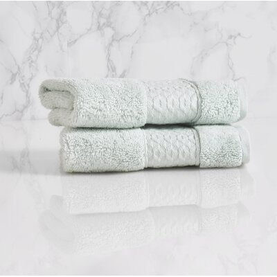 Dynasty Wash Cloth Color: Porcelain