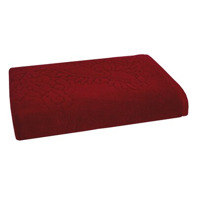 Dragon Bath Towel Color: Imperial Red