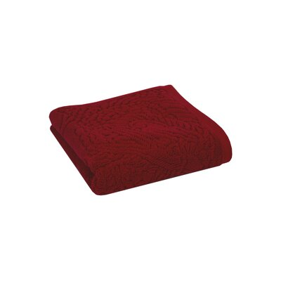 Dragon Hand Towel Color: Imperial Red