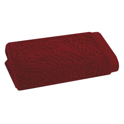 Dragon Washcloth Color: Imperial Red