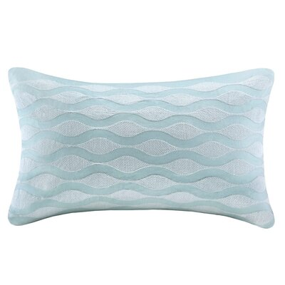 Maya Bay Cotton Lumbar Pillow