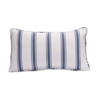 Beach House Cotton Lumbar Pillow
