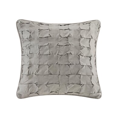 Sanya Square Cotton Throw Pillow