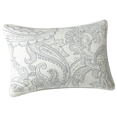 Chelsea Oblong Cotton Lumbar Pillow