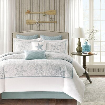 Baye Comforter Set Size: King