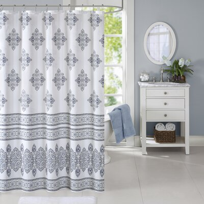Sanibel Cotton Shower Curtain