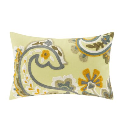 Suzanna Cotton Lumbar Pillow