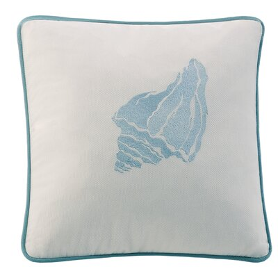 Coastline Throw Pillow