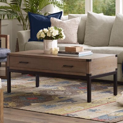 Fraser Coffee Table with Storage