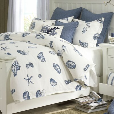 Beach House Reversible Comforter Set Size: Full