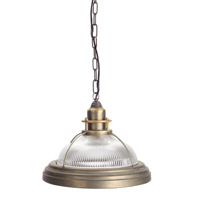 Fales Ceiling 1-Light Inverted Pendant